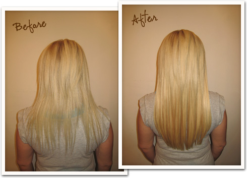 Single Strand Fusion Method Before and After