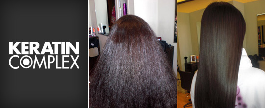 Keratin Complex Hair Therapy Alter Ego Hair Design