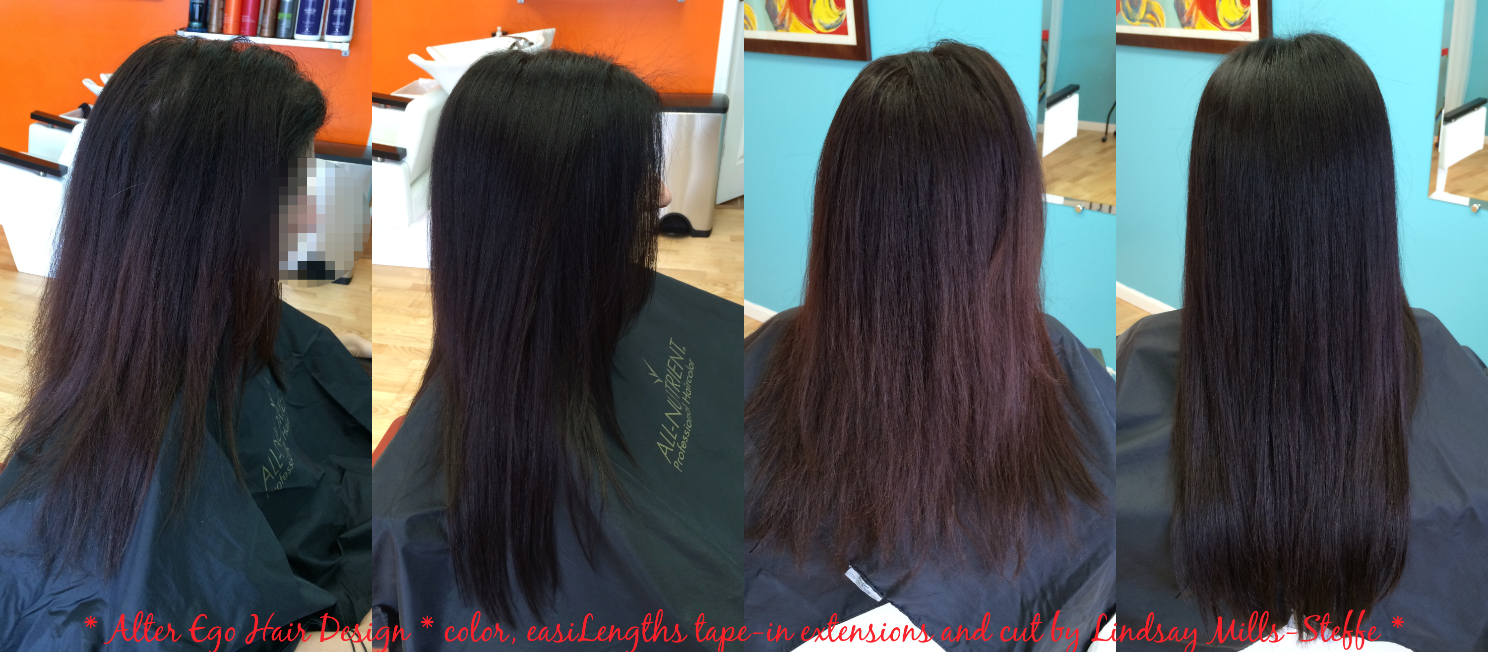 Try the best hair extensions for thin hair in Chicago!