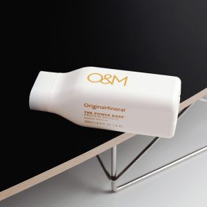 O&MPowerBase - Winter Haircare Tips